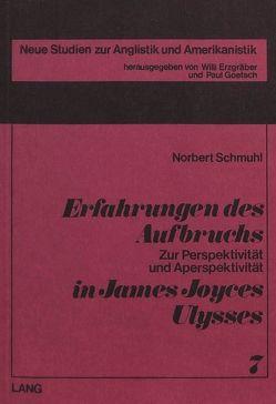 Erfahrungen des Aufbruchs von Schmuhl,  Norbert