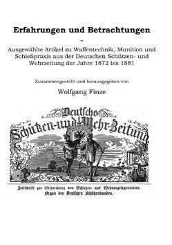 Erfahrungen und Betrachtungen von Finze,  Wolfgang