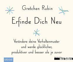 Erfinde Dich Neu von Kern,  Jo, Rubin,  Gretchen