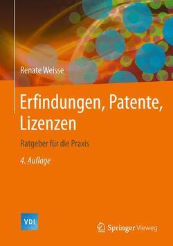 Erfindungen, Patente, Lizenzen von Weisse,  Renate