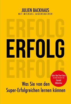 ERFOLG von Backhaus,  Julien, Jagersbacher,  Michael