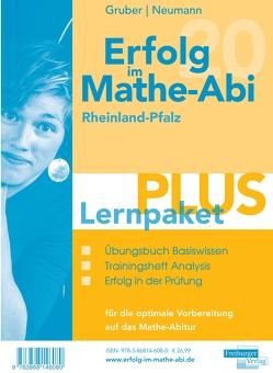 Erfolg im Mathe-Abi 2020 Lernpaket Rheinland-Pfalz von Gruber,  Helmut, Neumann,  Robert