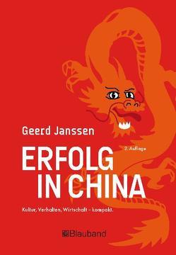 Erfolg in China von Janssen,  Geerd