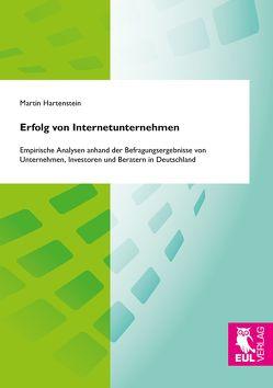 Erfolg von Internetunternehmen von Hartenstein,  Martin