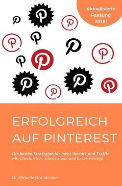 Erfolgreich auf Pinterest. von Grundmann,  Melanie