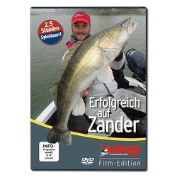 Erfolgreich auf Zander von Redaktion,  Fisch & Fang
