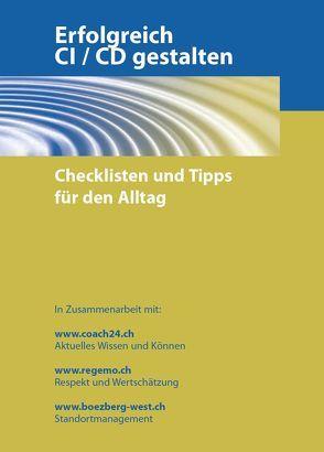 Erfolgreich CI / CD gestalten von Oftinger, Heinz