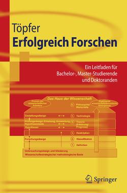 Erfolgreich Forschen von Töpfer,  Armin