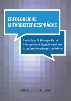 Erfolgreiche Mitarbeitergespräche von Sass,  Friedrich-Carl