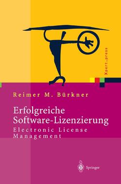 Erfolgreiche Software-Lizenzierung von Bürkner,  Reimer M.