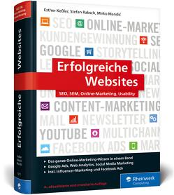 Erfolgreiche Websites von Kessler,  Esther, Mandic,  Mirko, Rabsch,  Stefan
