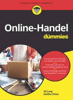 Erfolgreicher Online-Handel für Dummies von Lang,  Gil, Otten,  Steffen