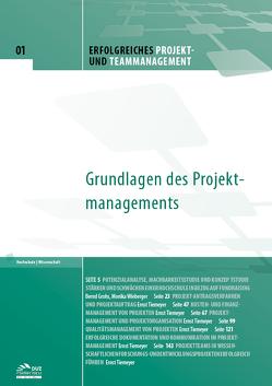Erfolgreiches Projekt- und Teammanagement – Heft 1 von Grohs,  Bernd, Tiemeyer,  Ernst, Wieberger,  Monika