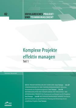 Erfolgreiches Projekt- und Teammanagement – Heft 3 von Löhrmann,  Iris, Tiemeyer,  Ernst