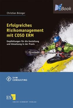 Erfolgreiches Risikomanagement mit COSO ERM von Brünger,  Christian