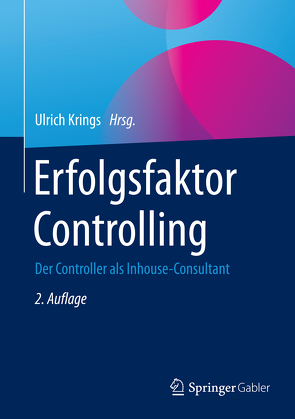 Erfolgsfaktor Controlling von Krings,  Ulrich