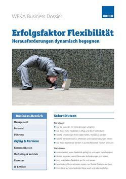 Erfolgsfaktor Flexibilität von Konnerth,  Tania