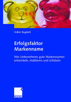 Erfolgsfaktor Markenname von Bugdahl,  Volker