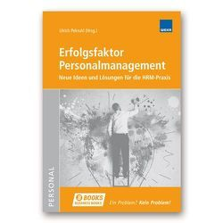 Erfolgsfaktor Personalmanagement von Pekruhl,  Ulrich