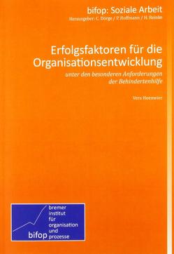 Erfolgsfaktoren für die Organisationsentwicklung von Heemeier,  Vera