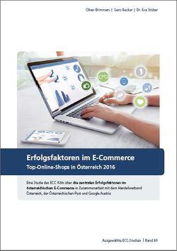 Erfolgsfaktoren im E-Commerce von Becker,  Gero, Brimmers,  Oliver, Stüber,  Dr. Eva