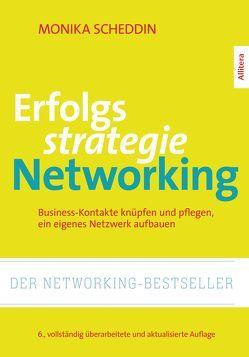 Erfolgsstrategie Networking von Scheddin,  Monika