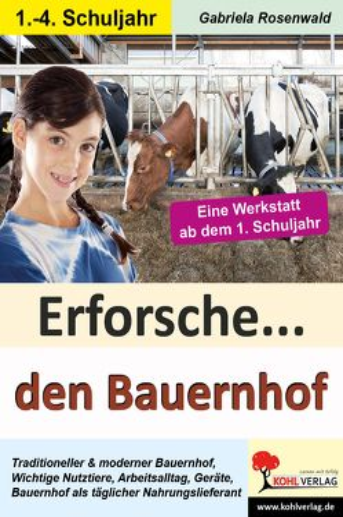 Erforsche … den Bauernhof
