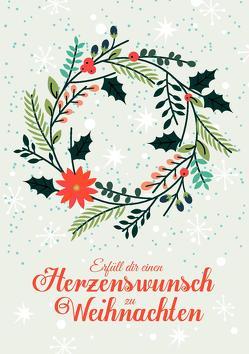Erfüll dir einen Herzenswunsch zu Weihnachten