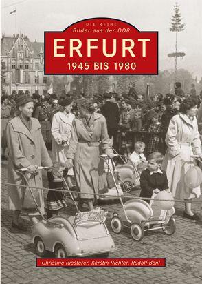 Erfurt von Richter,  Kerstin, Riesterer,  Christine, Stadtarchiv Erfurt