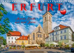 Erfurt – meine Stadt mit viel Herz (Wandkalender 2020 DIN A4 quer) von Roder,  Peter