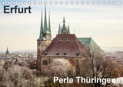 Erfurt. Perle Thüringens. (Tischkalender 2020 DIN A5 quer) von Seethaler,  Thomas