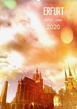 ERFURT total cool (Wandkalender 2020 DIN A2 hoch) von Wojciech,  Gaby