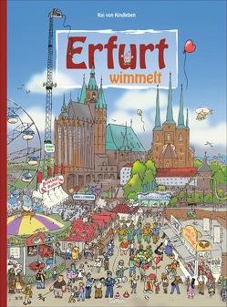 Erfurt wimmelt von Kai von Kindleben