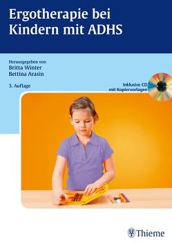 Ergotherapie bei Kindern mit ADHS von Arasin,  Bettina, Winter,  Britta
