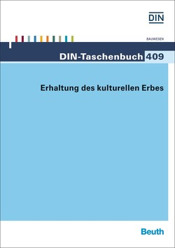 Erhaltung des kulturellen Erbes – Buch mit E-Book