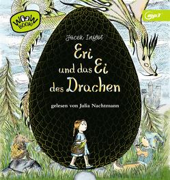 Eri und das Ei des Drachen von Ehrhardt,  Karin, Grabos,  Anita, Inglot,  Jacek, Nachtmann,  Julia