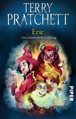 Eric von Brandhorst,  Andreas, Pratchett,  Terry