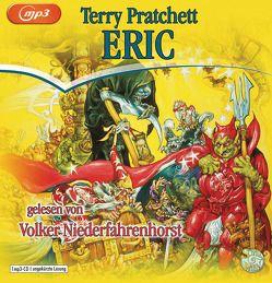 ERIC von Brandhorst,  Andreas, Niederfahrenhorst,  Volker, Pratchett,  Terry