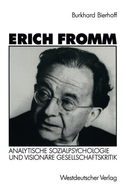 Erich Fromm von Bierhoff,  Burkhard