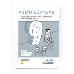 Erich Kästner – Gedichte im Unterricht – Lehrerheft von Garza Mendia,  Victoria, Pereira,  Dr. phil. Gerardine M.