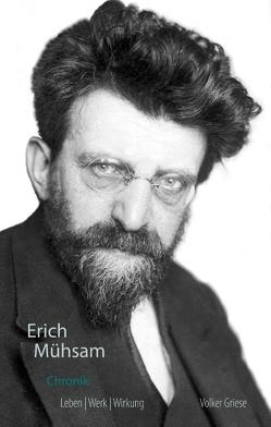 Erich Mühsam Chronik von Griese,  Volker