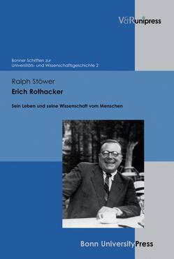 Erich Rothacker von Becker,  Thomas, Pohl,  Hans, Schmoeckel,  Mathias, Scholtyseck,  Joachim, Schott,  Heinz, Stöwer,  Ralph