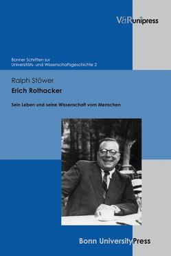 Erich Rothacker von Stöwer,  Ralph