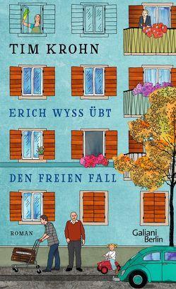 Erich Wyss übt den freien Fall von Krohn,  Tim