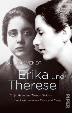 Erika und Therese von Wendt,  Gunna