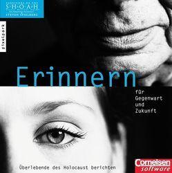 Erinnern für Gegenwart und Zukunft / CD-ROM von Baumann,  Ulrich, Heyl,  Matthias, Melzer,  Ralf