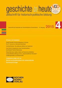 Erinnern und Gedenken. von Bernhard,  Roland, Görich,  Knut, Lautzas,  Peter, Münkler,  Herfried, Schmid,  Harald