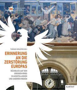 Erinnerung an die Zerstörung Europas von Schleper,  Thomas