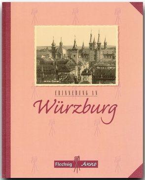 Erinnerung an Würzburg von Süss,  Peter A