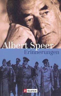 Erinnerungen von Speer,  Albert